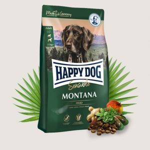 Montana 21/10 (Конина) - Беззерновой корм  с одним источником белка животного происхождения
