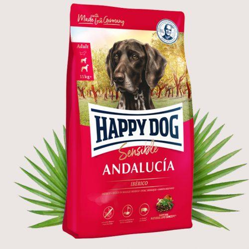 Andalusia (свинина иберико и рис) - беззлаковый корм