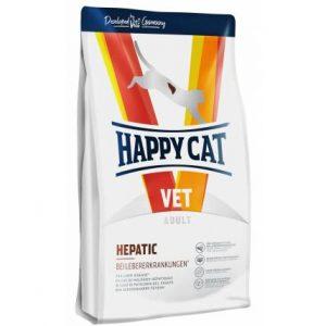 Happy Dog VET Diet Hepatic 28/18 для кошек при заболеваниях печени