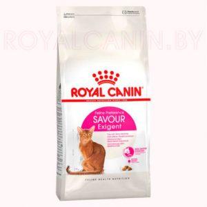Royal Canin Exigent Savour Sensation 0